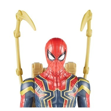 Avengers Avengers Infinity War Titan Hero Spiderman Renkli